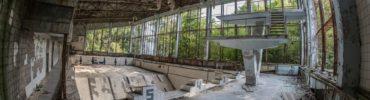 Wycieczka do Czarnobyla - tajemnicze miejsce
